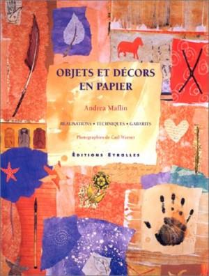 """Afficher """"Objets et décors en papier"""""""