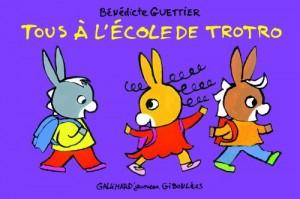 """Afficher """"Les mini Trotro Tous à l'école de Trotro"""""""