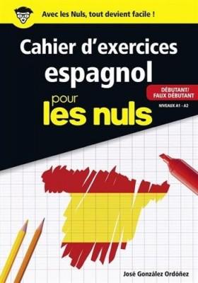 """Afficher """"Cahier d'exercices espagnol pour les nuls"""""""