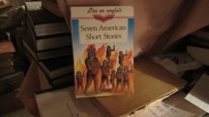 "Afficher ""Seven American short stories"""