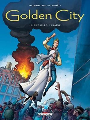 """Afficher """"Golden city. n° 12Guérilla urbaine"""""""