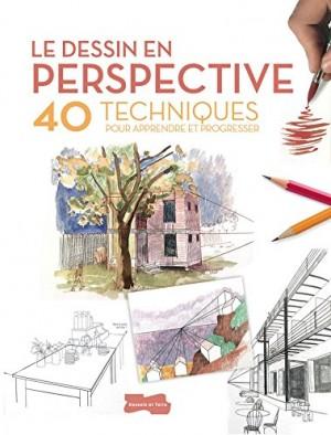 """Afficher """"Le dessin en perspective"""""""