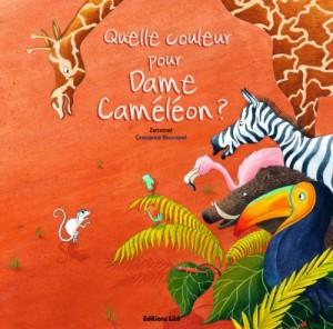 """Afficher """"Quelle couleur pour Dame Caméléon ?"""""""
