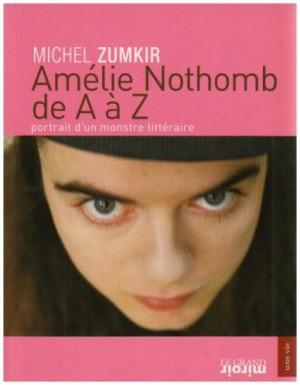 """Afficher """"Amélie Nothomb de A à Z"""""""