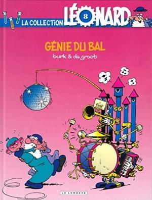 """Afficher """"La collection Léonard n° 8 Génie du bal"""""""