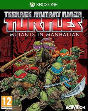 "Afficher ""Teenage mutant ninja turtles"""