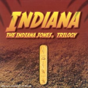 "Afficher ""Indiana Jones trilogy (The)"""