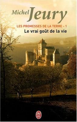 """Afficher """"Les promesses de la terre n° 1 Le vrai goût de la vie"""""""