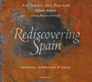 "Afficher ""Rediscovering Spain"""