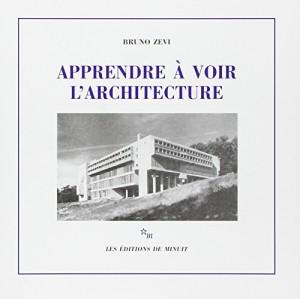 """Afficher """"Apprendre à voir l'architecture"""""""