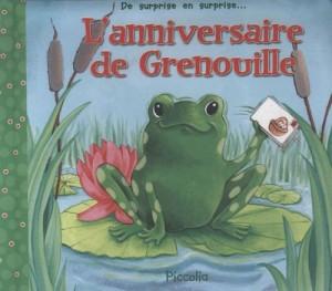 """Afficher """"L'anniversaire de Grenouille"""""""