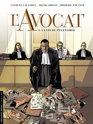 """Afficher """"L'avocat n° 3 La loi du plus faible"""""""