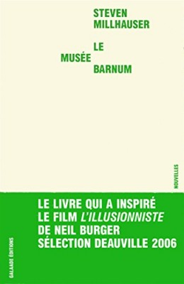 """Afficher """"Le musée Barnum"""""""
