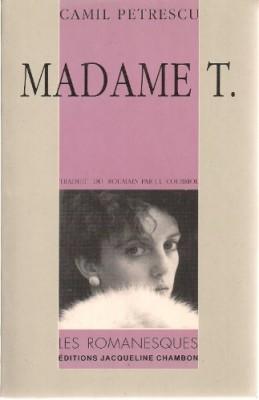 """Afficher """"Madame T."""""""