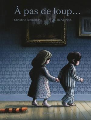 vignette de 'A pas de loup (Christine Schneider)'