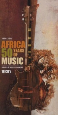 """Afficher """"Africa, 50 years of Music"""""""