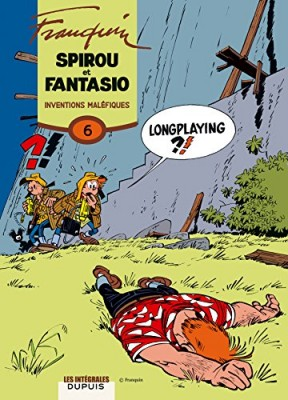 """Afficher """"Spirou et Fantasio n° 14-17-24 Inventions maléfiques"""""""