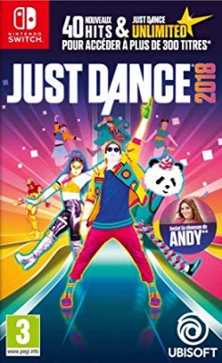 "Afficher ""Just Dance 2018"""