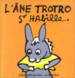 """Afficher """"Trotro (album) L'Ane Trotro s'habille"""""""