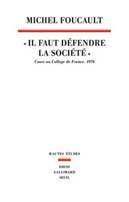 """Afficher """"""""Il faut défendre la société"""""""""""
