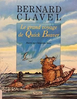 """Afficher """"Le Grand voyage de Quick Beaver"""""""