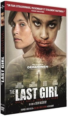 "Afficher ""The Last Girl - Celle qui a tous les dons"""