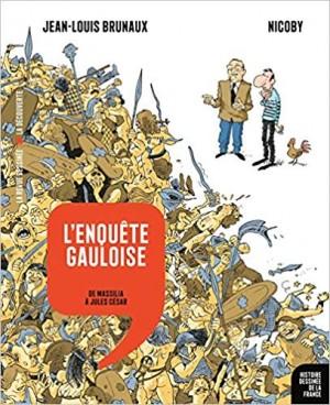 """Afficher """"Histoire dessinée de la France n° 02 L'enquête gauloise"""""""