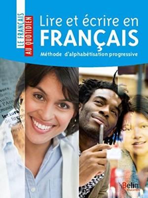 """Afficher """"Lire et écrire en français"""""""