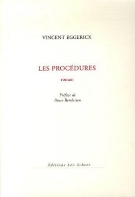 """Afficher """"Les procédures"""""""