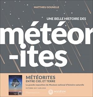 """Afficher """"Une belle histoire des météorites"""""""