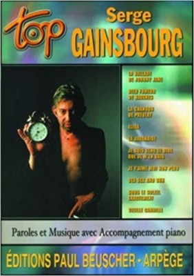"""Afficher """"Serge Gainsbourg"""""""