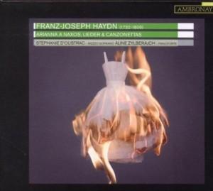 """Afficher """"Arianne à Naxos, Lieder & canzonettas"""""""