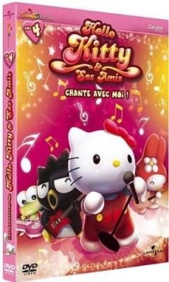 "Afficher ""Hello Kitty n° 4 aventures de Hello Kitty & ses amis (Les)"""