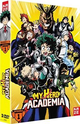 """Afficher """"My Hero Academia n° Saison 1"""""""