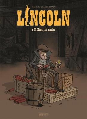 vignette de 'Lincoln n° 9<br /> Ni Dieu, ni maître (Olivier Jouvray)'