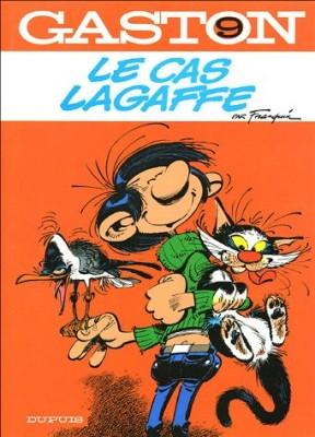 """Afficher """"Gaston Lagaffe n° 09 Le cas Lagaffe"""""""