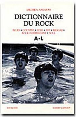 """Afficher """"Dictionnaire du rock 1"""""""