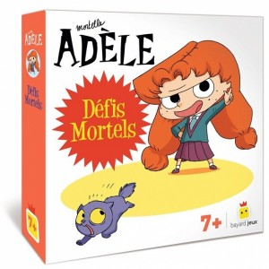 Couverture de Mortelle Adèle
