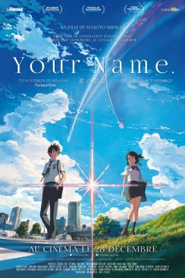 "Afficher ""Your name DVD"""