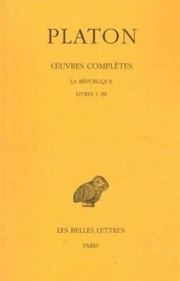 """Afficher """"Oeuvres complètes / Platon n° 6uvres complètes : tome 6"""""""