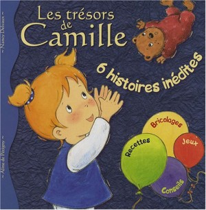"""Afficher """"Les trésors de Camille"""""""