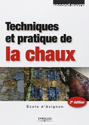 """Afficher """"Techniques et pratique de la chaux"""""""