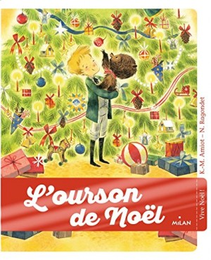 """Afficher """"L'ourson de Noël"""""""