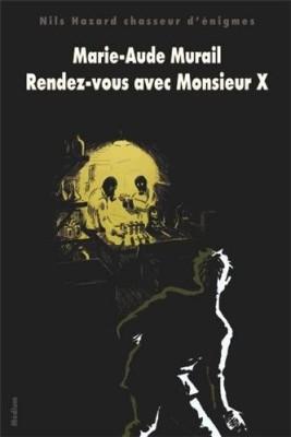 """Afficher """"Nils Hazard chasseur d'énigmes Rendez-vous avec monsieur X"""""""