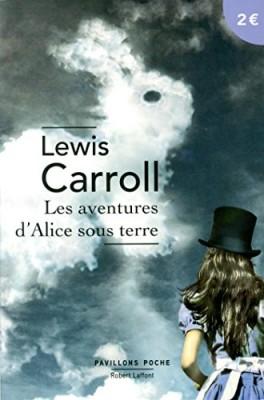 """Afficher """"Les aventures d'Alice sous terre"""""""