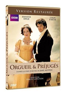 vignette de 'Orgueil & Préjugés - Les adaptations de BBC (Simon Langton)'