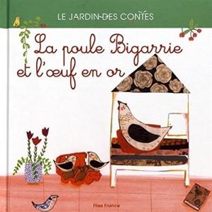 """Afficher """"La poule Bigarrie et l'oeuf en or"""""""
