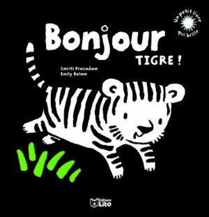"""Afficher """"Bonjour tigre !"""""""
