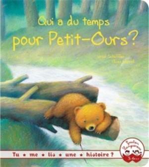 """Afficher """"Qui a du temps pour Petit-Ours ?"""""""