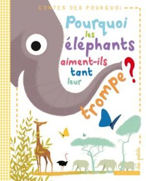 """Afficher """"Pourquoi les éléphants aiment-ils tant leur trompe ?"""""""